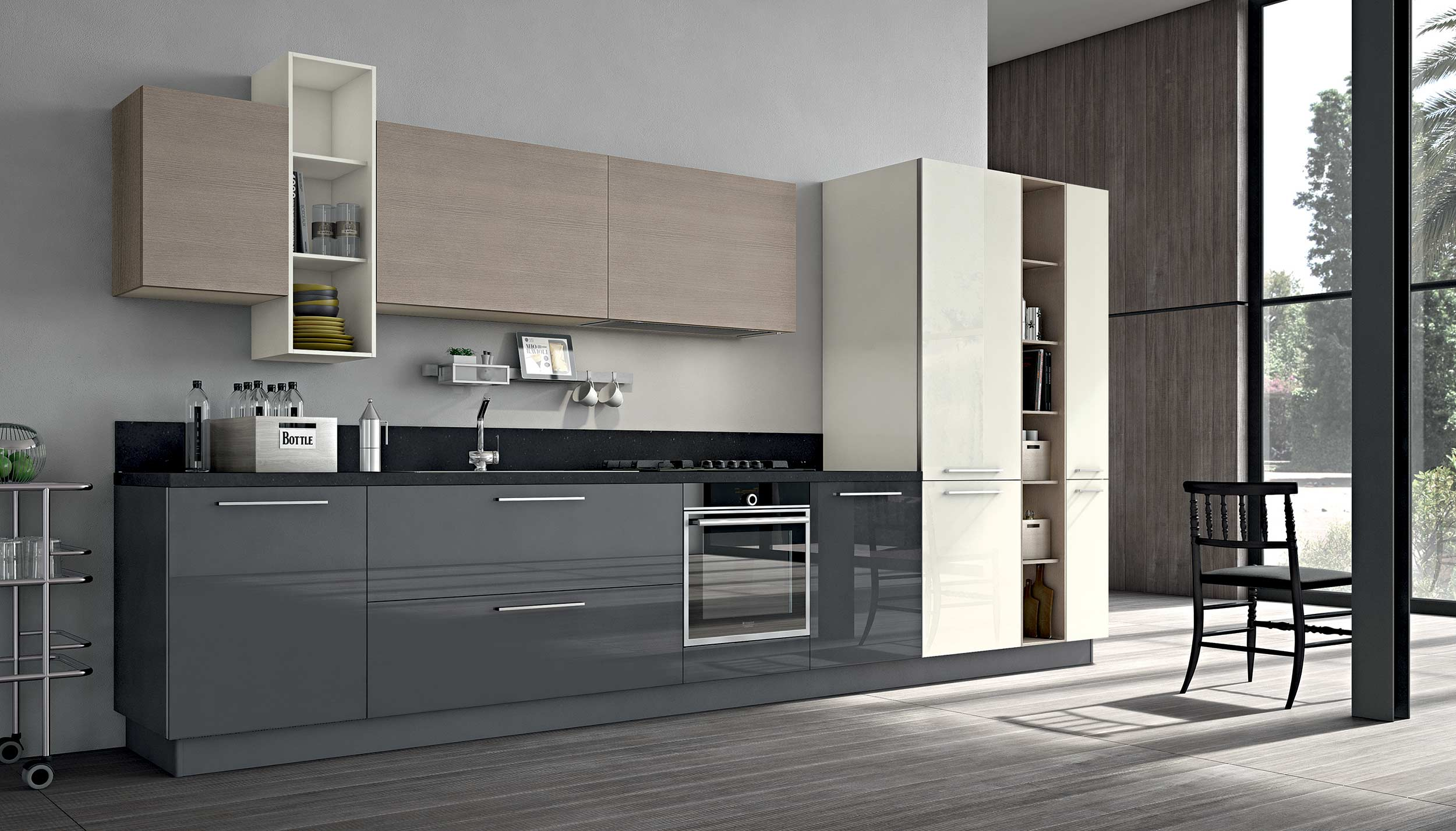 Awesome Stosa Cucine Roma Contemporary - Skilifts.us - skilifts.us
