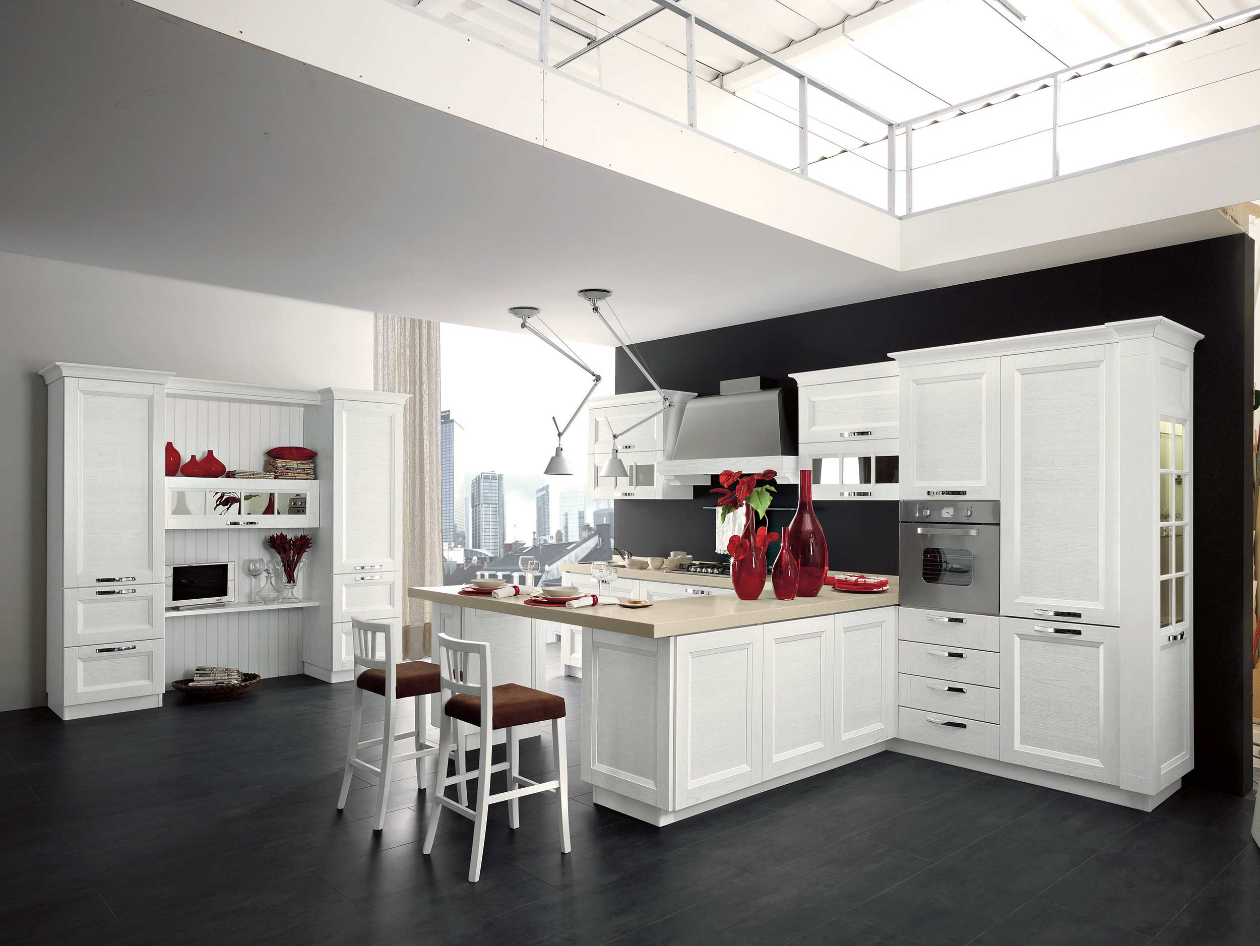 Emejing Cucine Stosa Beverly Pictures - harrop.us - harrop.us