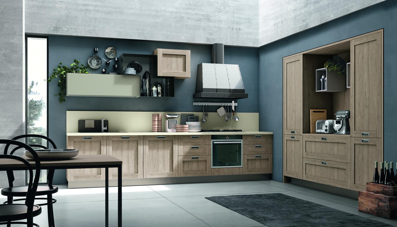 Cucina mobili ispirazioni - Cucine stile francese ...