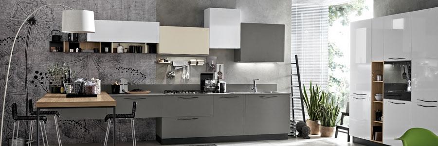 Cucine Moderne Con Isola Stosa : Cucine stosa a salerno moderne