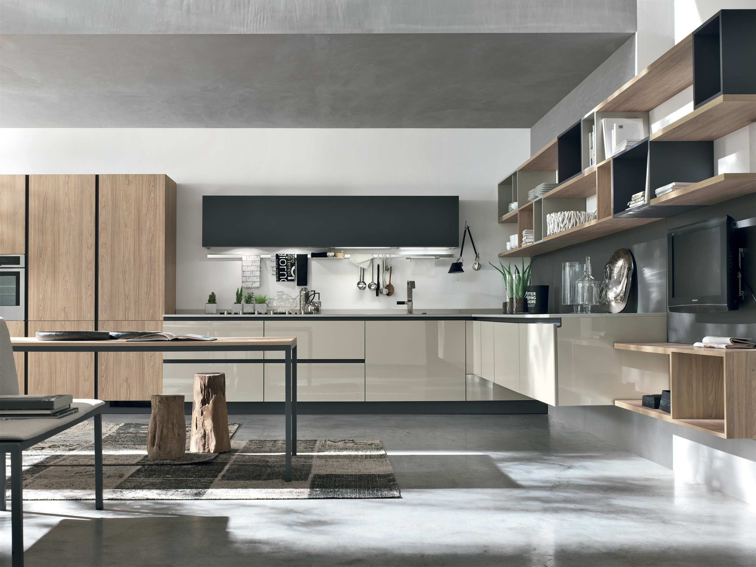 Cucine Belle Moderne. Latest With Cucine Piu Belle Moderne With ...